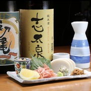 Shizuoka Sake Selection