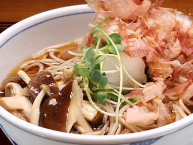Enjoy Warm Soba
